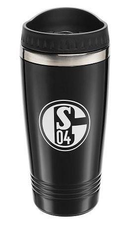 FC Schalke 04-Tazza termica Nero