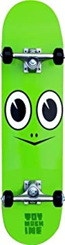 Blazer art. TMCO008, skateboard verde neon