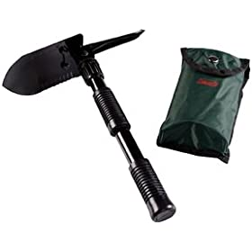 Coleman Folding Shovel/Pick