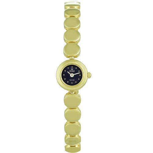 Swistar Ladies Dress Gold Tone Bracelet 4002-1L