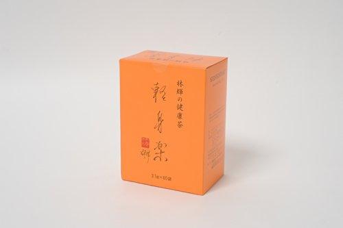 シャルマン 軽身茶(オレンジ) 3g×60