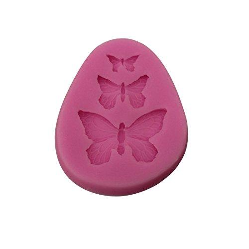 Papillons-3D-Moule-Fondant-Sugarcraft-Cutter-moule-Outils-Chocolat-dlicat-Home