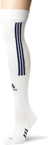 adidas Formotion Elite Sock, White/New Navy, Large