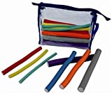 Flex-Wickler Set 24 Wickler je 3 Stück grün