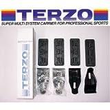 TERZO ( テルッツオ ) ベースキャリア 車種別専用クランプ ホンダ ステップワゴン RF3 RF4 RF5 RF6 RF7 RF8 ダイレクトレール用 DR8