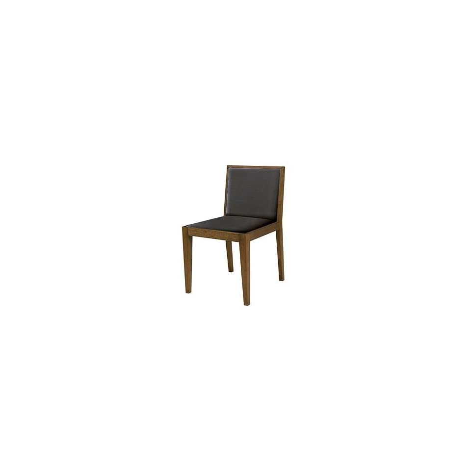 Nuevo Living   Bethany Dining or Accent Chair   Black Top