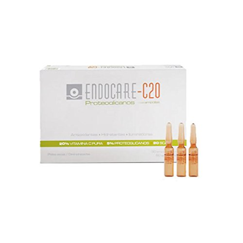 Endocare 1 Second C20 5% Proteoglycans 30x2ml