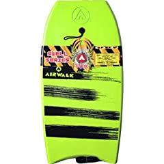 Buy Airwalk Swell 41.5 Lime Bodyboard by Airwalk