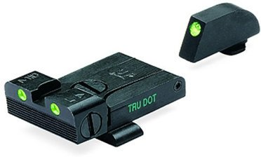 Glock 19 Adjustable Rear Sight http://glockaccessories.net/meprolight-tru-dot-ml-20224-adjustable-front-rear-sights-for-glock-17-19-20-21-22-23-34/