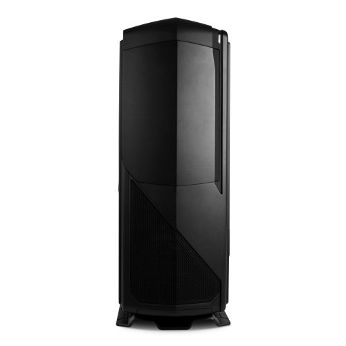 Nzxt Phantom 820 Full Tower Chassis With Rgb Color Changing Lights And Fan Control Ca-Ph820-M1, Matte Black