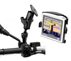 RAM-B-181-TO4U: RAM Twist & Tilt Motorcycle Mount for TomTom One 2nd, 3rd Edition