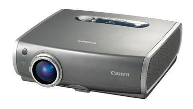 Canon Realis Sx50 Lcd Multimedia Computer Video Projector