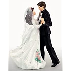 Wilton First Dance With Black Tux Figurine Topper