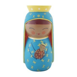 Our Lady of Czestochowa of Poland Collectible Vinyl Doll
