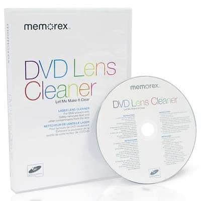 Memorex Laser Lens Dry Cleaner for Xbox PS2 Games Console CD DVD Player MEMDVDLC (Psp Laser Cleaner compare prices)