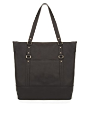 M&S Collection Leather Strappy Shopper Bag