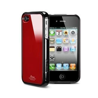 国内正規代理店品SPIGEN SGP iPhone4/4S ケース リニア カラーシリーズ [ダンテレッド] SGP07585