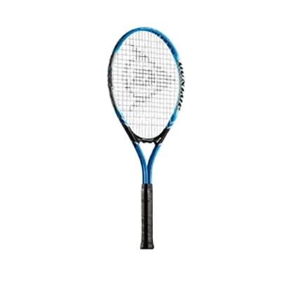 Dunlop Nitro 27 Tennis Racquet, Senior 27-inch (Blue/Black)