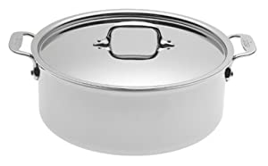 All-Clad Stainless 6-Quart Stockpot
