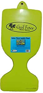 Buy Extra Thick Saddle Float - Yellow by Gail Force Water Sports