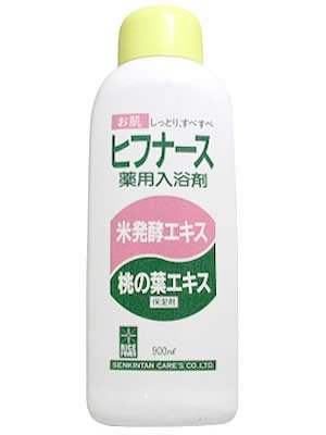 千金丹 ヒフナース 薬用入浴剤 900ml