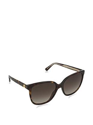 Gucci Gafas de Sol GG-3819/S-KCL (55 mm) Havana