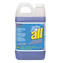 all Laundry Detergent HE (64-Ounce, 4-Pack)