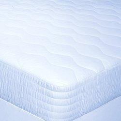 Simmons Beautyrest 100% Cotton Top Mattress Pad King Size front-792238