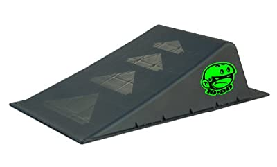 Ten-Eighty Micro Skateboard/BMX Ramp from 1080