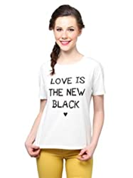XNY Printed and Embroidered T Shirt