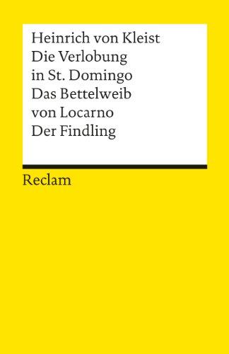 Verlobung in St Domingo / Das Bettelweib Von Locarno /...