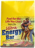 Energy Nutrition Bars