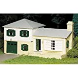 Bachmann Industries Split Level House Set, O Scale