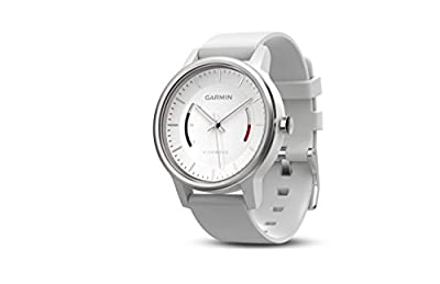 Garmin Vivomove Classic - Rose Gold-Tone with Leather Band