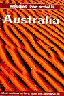 img - for Lonely Planet Australia (8th ed.) book / textbook / text book