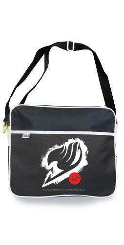 Nekowear - Sac besace - Fairy Tail - Logo Blanc grand Format - 3700469611928