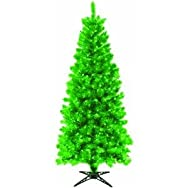 General Foam Christmas DB-GRT70C35 Translucent Specialty Tree