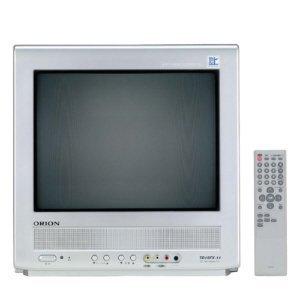 オリオン電機 ORION 地デジ内蔵15型フラットテレビ(ブラウン管) TD15FX-11