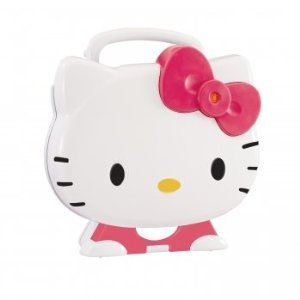 Hello-Kitty-Sandwich-Maker