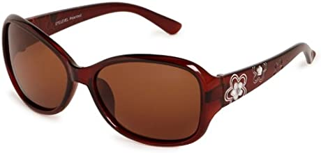 Eyelevel Daisy Polarised Women's Sunglasses Brown One Size