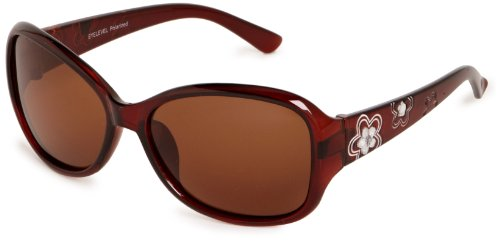 Eyelevel Daisy Polarised Women's Sunglasses Brown