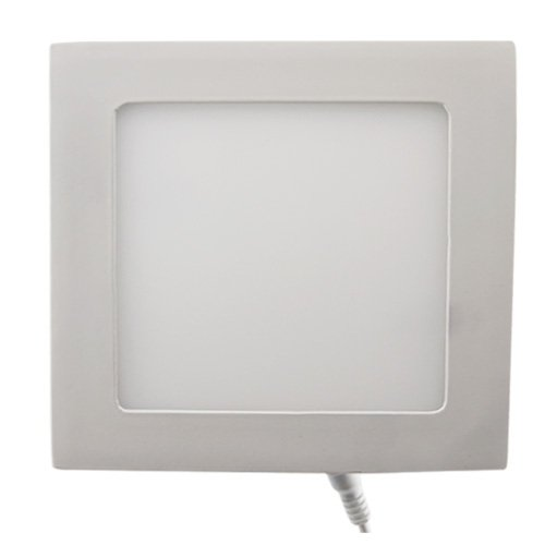 Lohas® 9W Led Ceiling Square Panel Light Bulb 6500K (Cool White) With 85-265V Driver Power