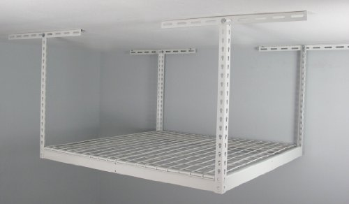 SafeRacks - 4x4 Overhead Garage Storage Rack (24 (Saferacks Garage compare prices)