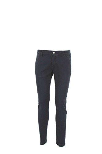 Pantalone Uomo Entre Amis P16/8344/553L22 Blu Notte Primavera/Estate Blu Notte 31