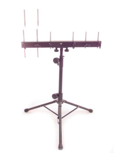 For Sale! COWBELL DRUM STAND - 6 POSITION - Pro Drummer Gear NEW!