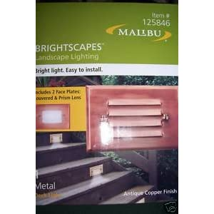 Click to buy Malibu Outdoor Lighting: Malibu Brightscape Deck Light from Amazon!