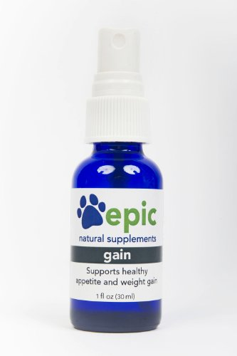 Gain - For Weight Gain And Healthy Appetite (Spray, 1 Ounce)