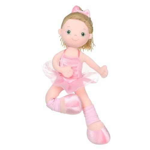 Aurora Kora – Muñeca de trapo vestida de bailarina (35,5 cm ...