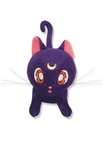 Sailormoon Luna Plush Toy image