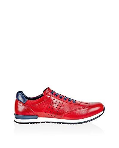 Wojas Zapatillas Rojo